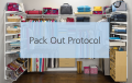 Pack Out Protocol